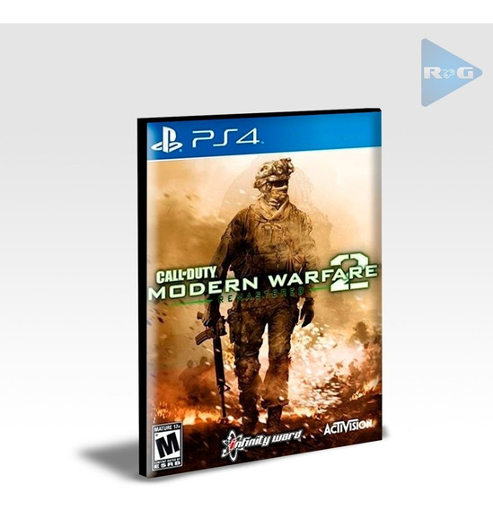 Call Of Duty: Modern Warfare 2 Campaign Remastered | Ps4