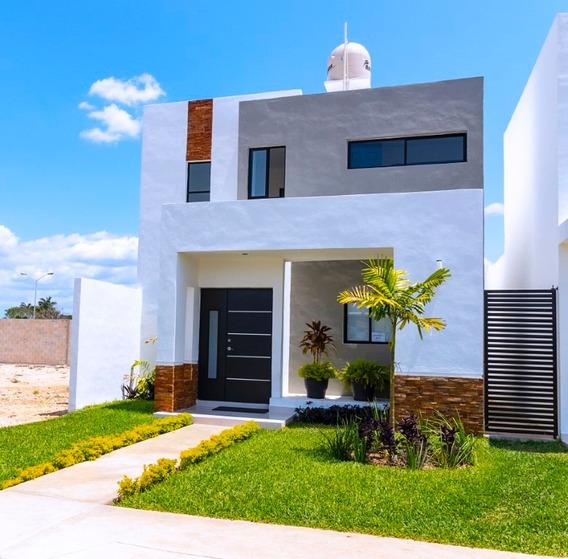 Casas Nueva En Venta En Dzitya Merida