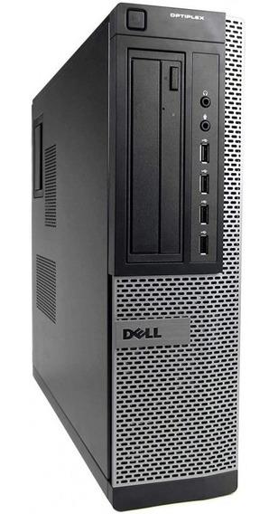 Cpu Pc Desktop Dell Opipltx 790 Core I3 3.30ghz 4gb Hd 500gb