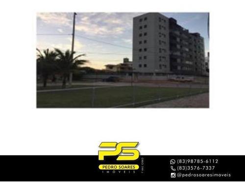 Apartamento Com 3 Dormitórios À Venda, 78 M² Por R$ 210.000 - Intermares - Cabedelo/pb - Ap4222