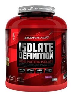 Isolate Definition Morango 2kg + Creatina 300g Integral
