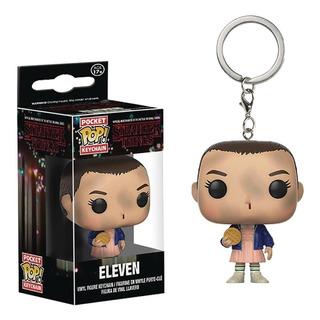 Chaveiro Pop Funko Eleven (stranger Things).