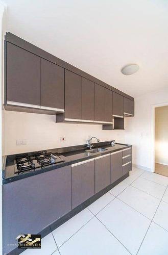 Apartamento Com 2 Dormitórios Para Alugar, 50 M² Por R$ 1.700,00/mês - Santa Teresinha - Santo André/sp - Ap2298
