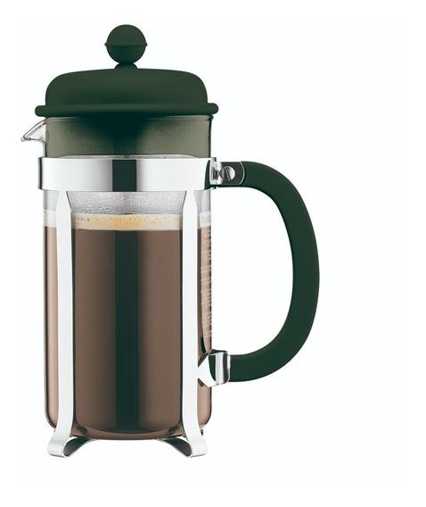 Cafetera 8 Pocillos Verde Oscuro Bodum Tienda Oficial