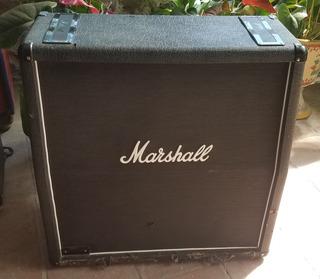 Gabinete Marshall 4x12 1960, Bocinas Amplificador Guitarra