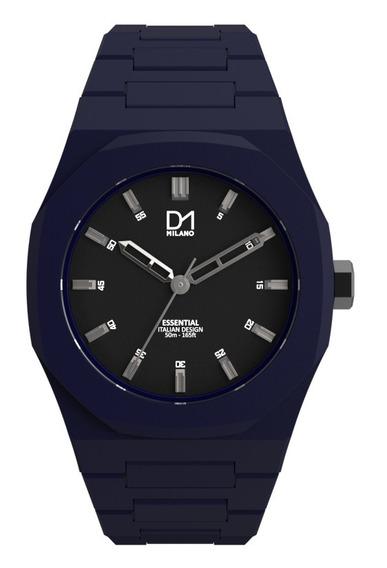 Reloj Ultra Ligero Essential Navy Blue D1 Milano