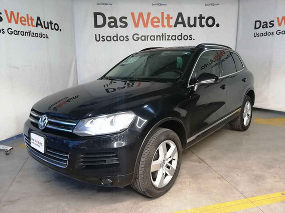 Volkswagen Touareg 2012 5p V8 Tiptronic Climatronic 4x4