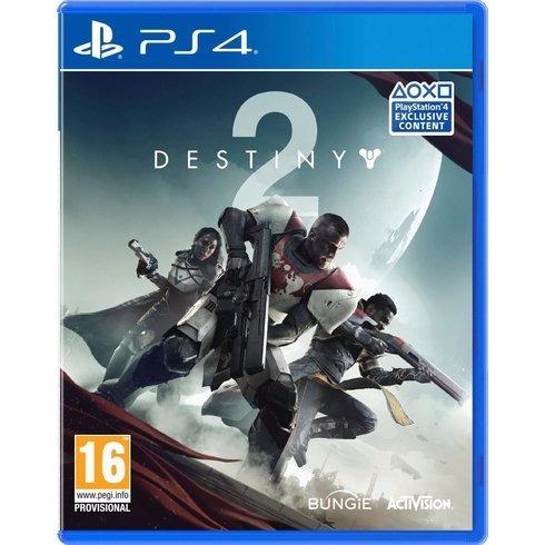 Destiny 2 Ps4 | Jogos Ps4 Midia Fisica