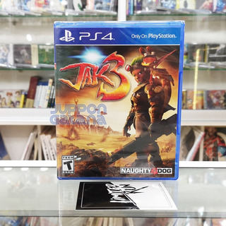 Juego Jak 3 Limited Run Playstation 4 Ps4