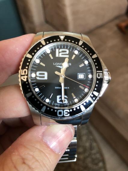 Relógio Longines Hydro Conquest
