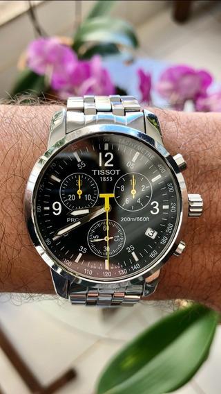 Relógio Tissot Cronógrafo T461