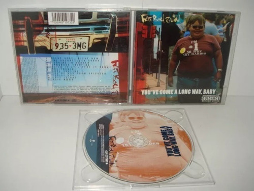 Imagen 1 de 1 de Fatboy Slim - You've Come A Long Way, Baby