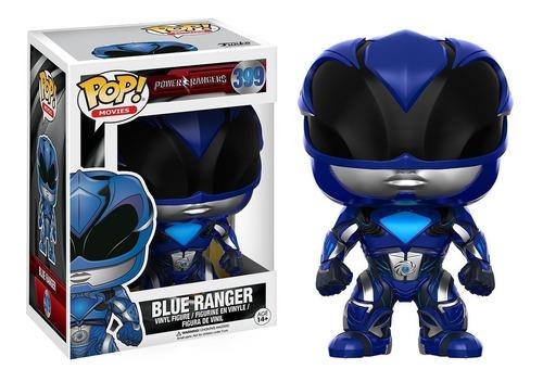Funko Pop Power Ranger Movie Blue Ranger