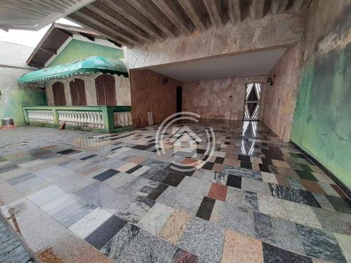 Imagem 1 de 13 de Casa Com 3 Dormitórios À Venda, 154 M² Por R$ 425.000,00 - Parque Santa Cecília - Piracicaba/sp - Ca0595