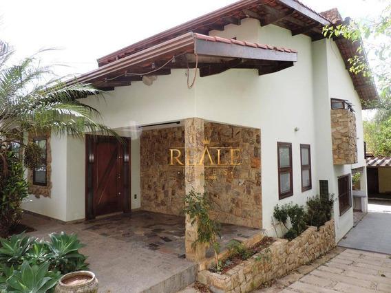 Casa Com 3 Dormitórios Para Alugar, 194 M² Por R$ 3.300,00/mês - Centro - Vinhedo/sp - Ca1142