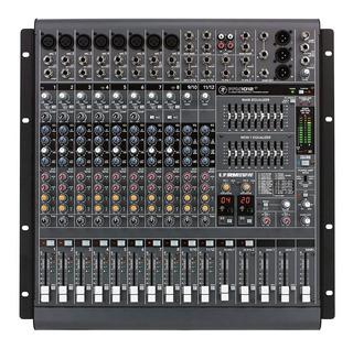Mackie Ppm1012 Consola Potenciada 800+800w 12 Canales.