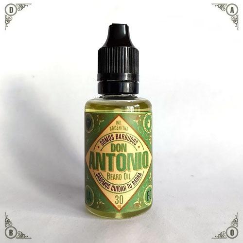 Aceite Estimulante Crecimiento Barba Don Antonio Beard Oil H