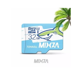 Cartão Micro Sd Classe 10 Mixza 32gb
