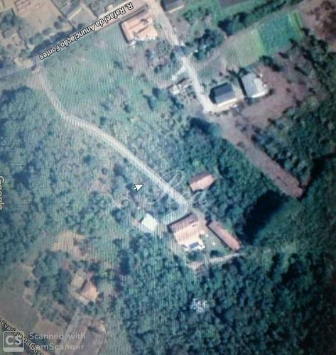 Imagem 1 de 4 de Terreno À Venda, 9500 M² Por R$ 1.980.000 - Chácaras Ceres - Suzano/sp - Te0346