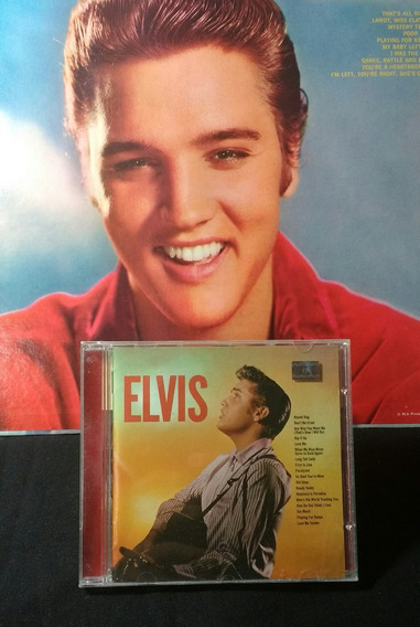 Elvis Presley / Elvis / Cd Importado Made In Usa