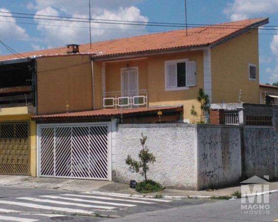 Comprar Sobrado Geminado Com 2 Dormitórios Em São Miguel Paulista - 3153 - 33477366