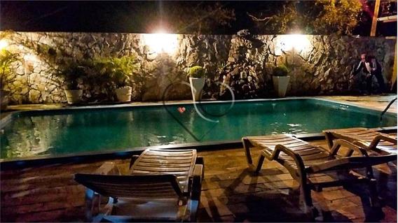 Pé Na Areia!! Casa Com 6 Dormitórios ( 4 Suítes ) Em Sambaqui, Florianópolis, Sc - 29-im394314