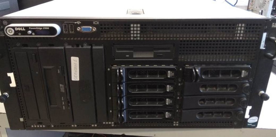 Servidor Dell Poweredge 2900 - Service Tag J674lf1