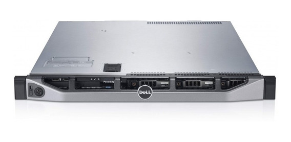 Servidor Dell Poweredge R420 | Xeon | 32gb Ram | 4tb Hd