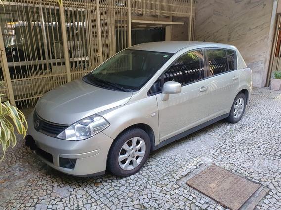 Nissan Tiida 1.8 S Aut. 5p 2008