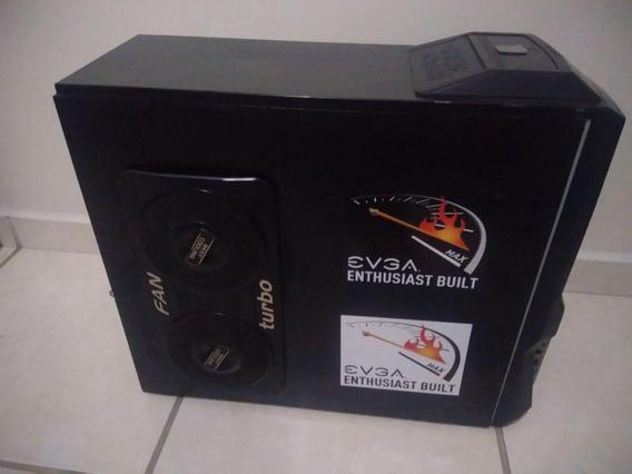 Computador I5 4gb 500gb Hd - Fonte Corsair Cx500 - Monitor
