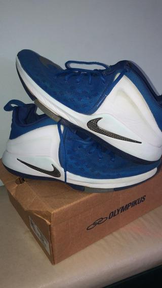 Zapatillas De Basquet Nike Lebron Zoom Witness