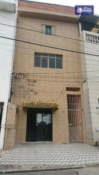 3 Casas E Um Salão Para Investimento...casa Residencial À Venda, Jardim São Domingos, Guarulhos - Ca0609. - Ca0609