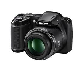 Maquina Fotografica Nikon Coolpix L 340