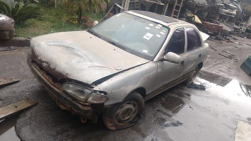 Hyundai Accent 1995 Sucata Somente Peças