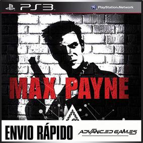 Max Payne 1 - Clássico De Ps2 - Jogos Ps3 Psn Digital