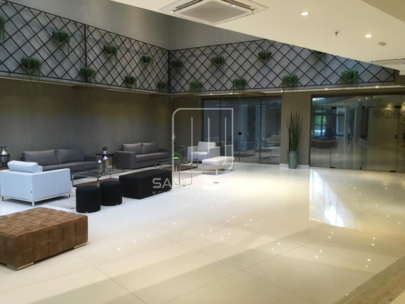 Flat (flat) 1 Dormitórios/suite, Cozinha Planejada, Portaria 24hs, Lazer, Espaço Gourmet, Salão De Festa, Salão De Jogos, Elevador, Em Condomínio Fechado - 29565velkk