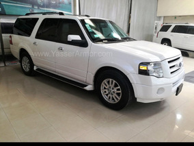 Blindada Ford Expedition Max Limited V8 4x4 Blindaje 5