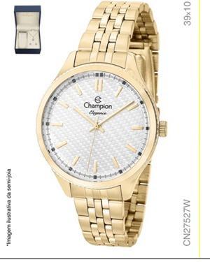3 Relógios Champion Feminino - (24 Modelos A Livre Escolha)