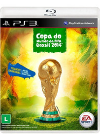 Copa Do Mundo Fifa Brasil 2014 - Playstation 3 - S. G.