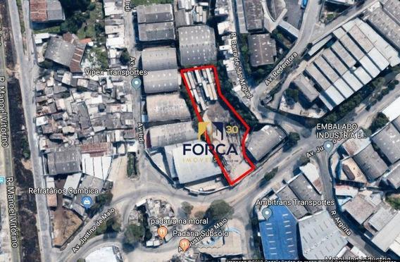 Terreno Para Alugar, 3663 M² - Cumbica - Guarulhos/sp - Te0026
