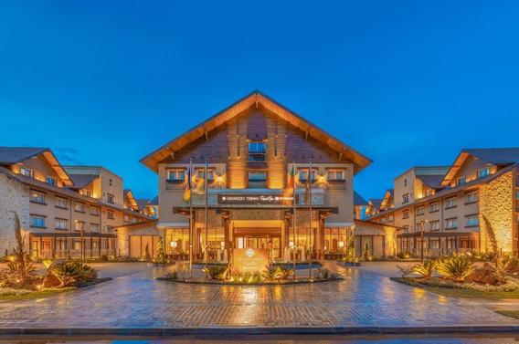 Flat Alto Padrão Para Venda Em Gramado-rs No Wyndham Termas Resort & Spa, Ótima Opção Para Lazer E Investimento - Ap01360 - 33869870