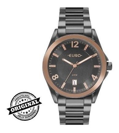 Relógio Euro Feminino Analógico Eu2315ho/4c