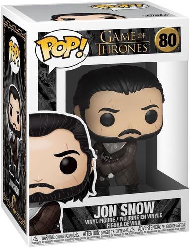 Boneco Funko Pop Game Of Thrones Jon Snow  - #80