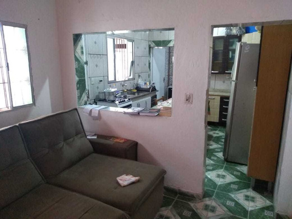 Casa - Itapecerica Da Serra - 2 Dormitórios Rocaav11906