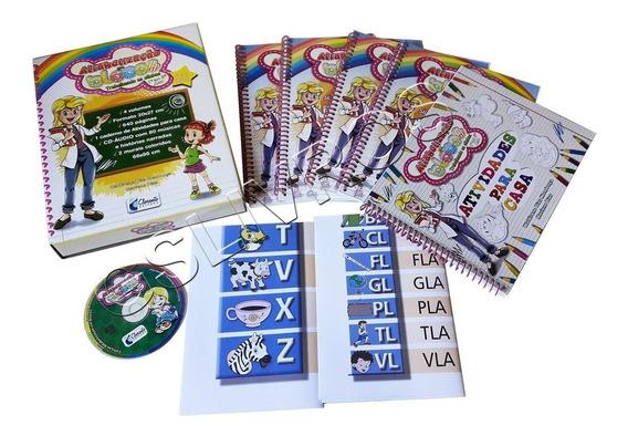 Promoção!! Alfabetização Em Blocos Trabalhando As Sílabas