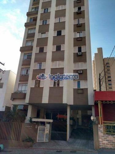 Apartamento À Venda, 94 M² Por R$ 350.000,00 - Centro - Londrina/pr - Ap0249