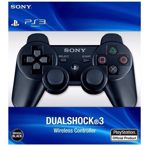 Imagen 1 de 2 de Control Ps3 Palanca Oficial Sony Playstation 3  Dualshock 3