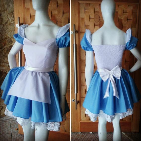 Vestido Alice Adulto