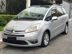Citroën Grand C4 Picasso Exclusive 2.0i 16v, Free200