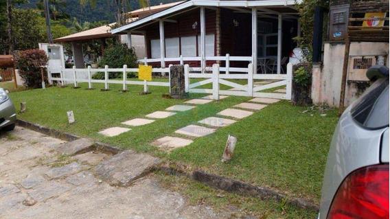 Casa Em Condomínio Para Venda Em Ubatuba, Condominio Lagoinha, 4 Dormitórios, 1 Suíte, 1 Banheiro - 1046